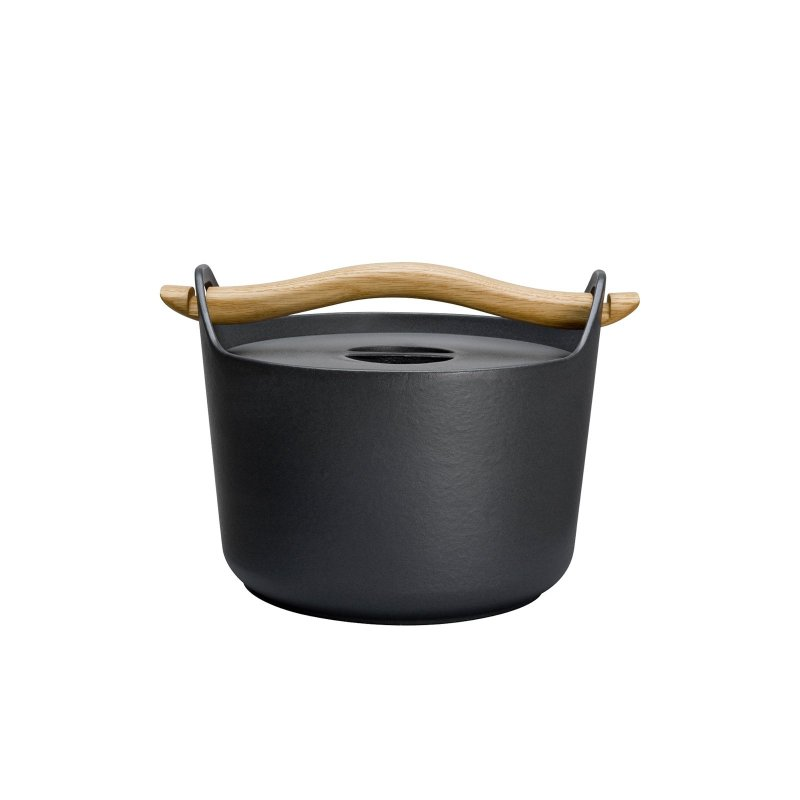 Sarpaneva Cast Iron Pot 3.0 l