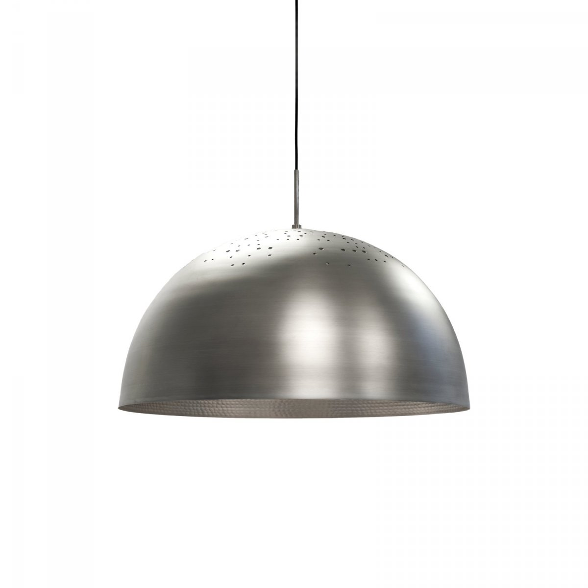 Shade Light Pendant, aluminum.