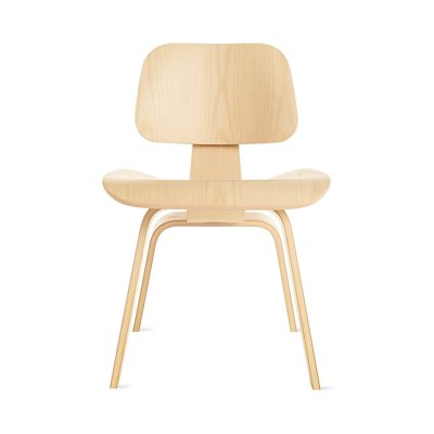 Eames Molded Plywood Dining Chair Wood Base