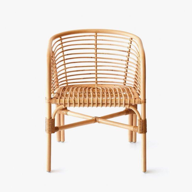 Lombok Rattan Lounge Chair