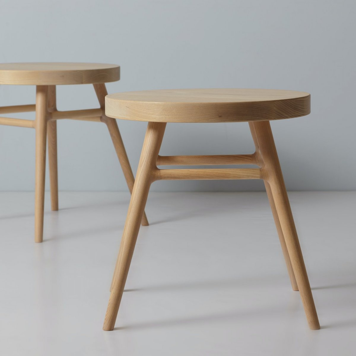 Bough Stools.