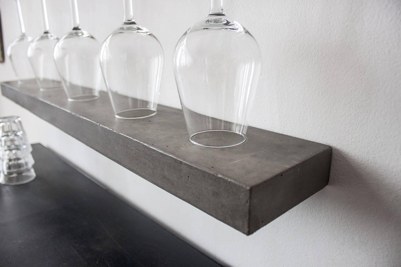 Sliced S 226 Concrete Shelf By Lyon B 195 169 Ton Up Interiors