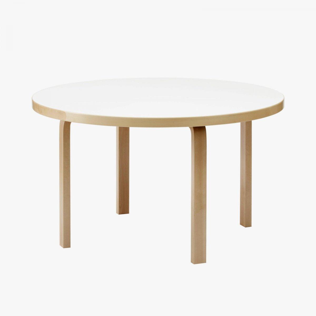 Aalto Table Round 91.