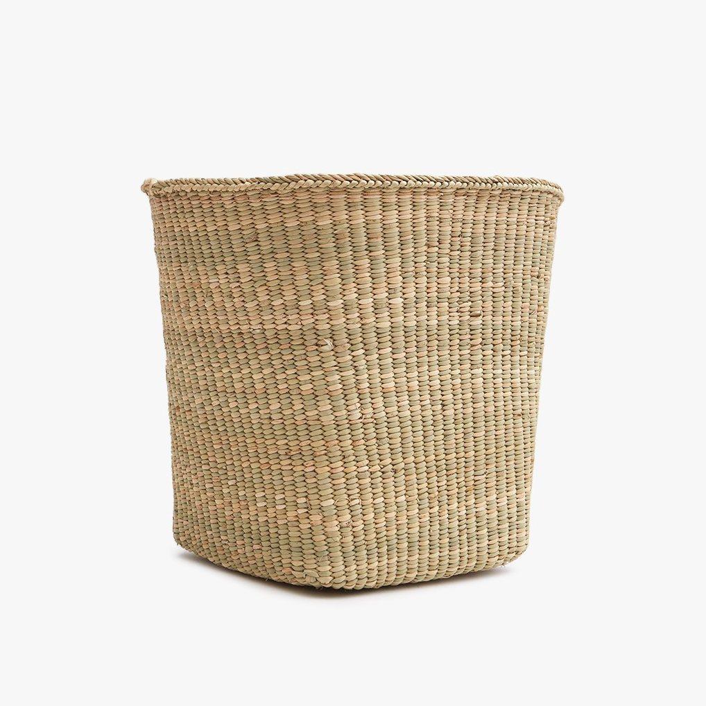 Woven Storage Basket, short.