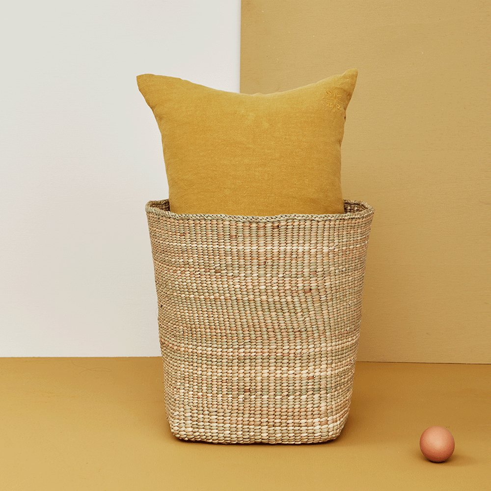 Woven Storage Basket.