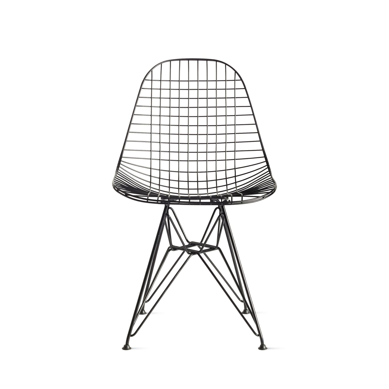 eames wire chair by charles ray eames for herman miller up interiors. Black Bedroom Furniture Sets. Home Design Ideas
