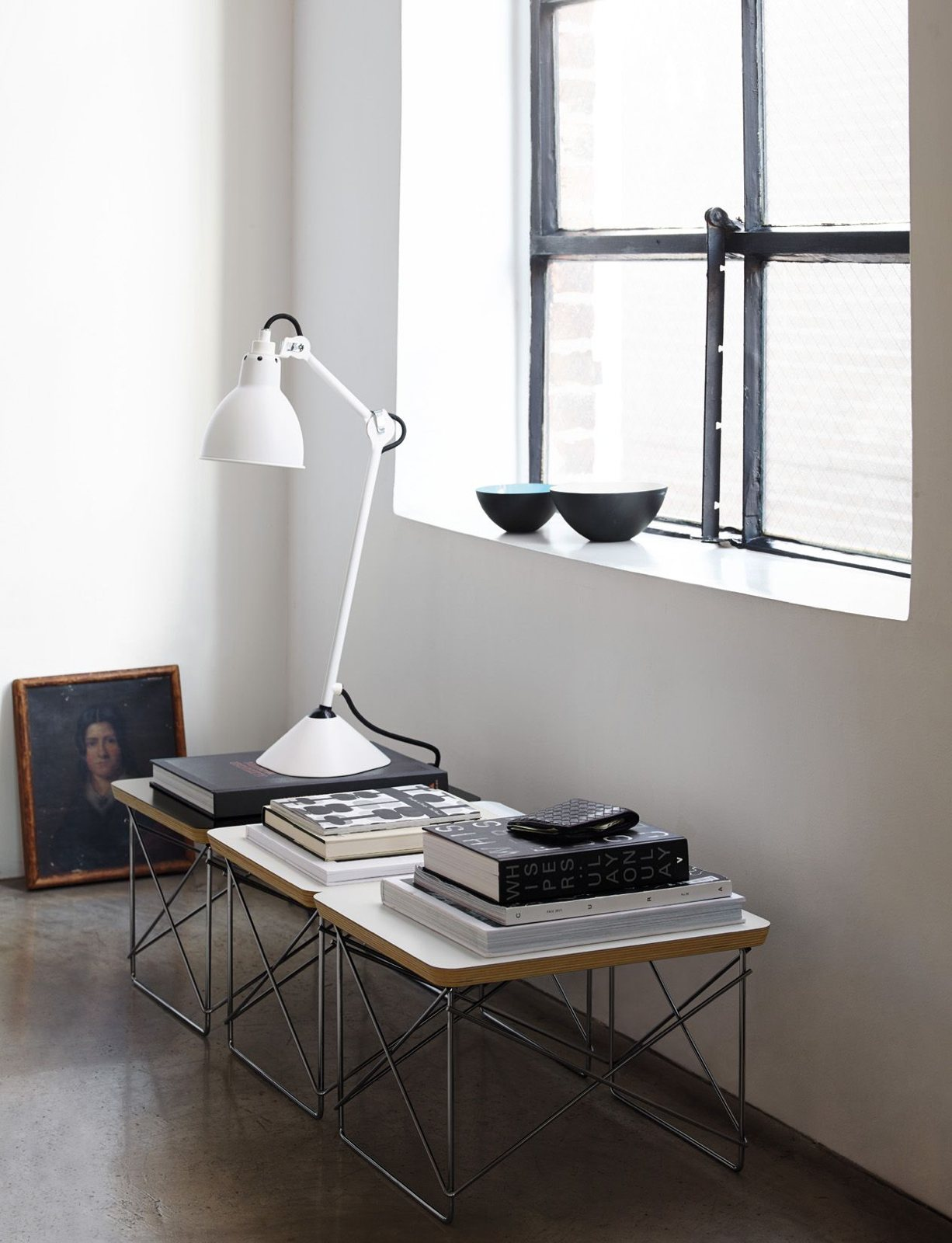 Eames Wire Base Low Table By Charles Amp Ray Eames For