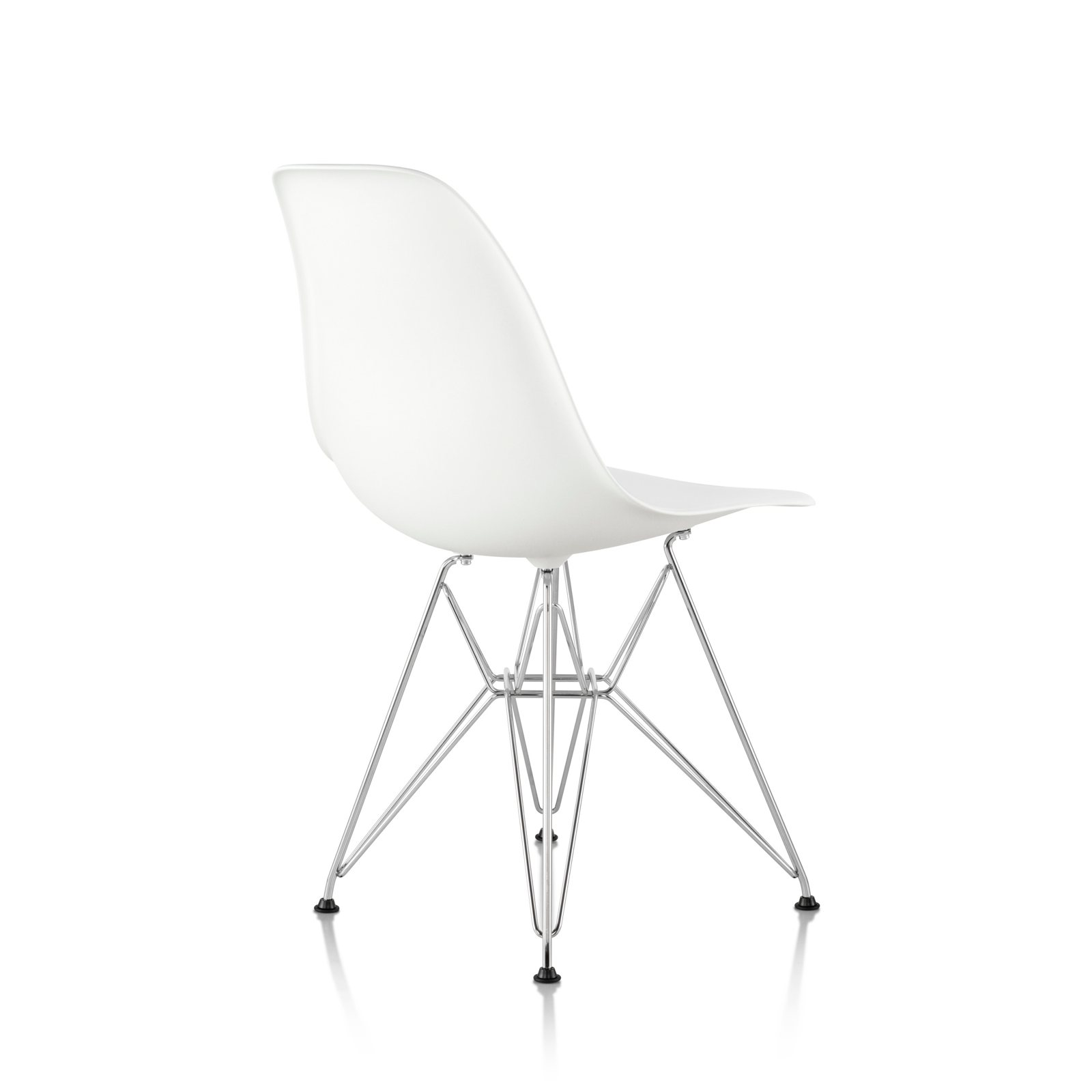 Eames Molded Plastic Side Chair Wire Base by Charles amp Ray  : eames molded plastic side chair wire base 6 57712 from upinteriors.com size 1600 x 1600 jpeg 48kB