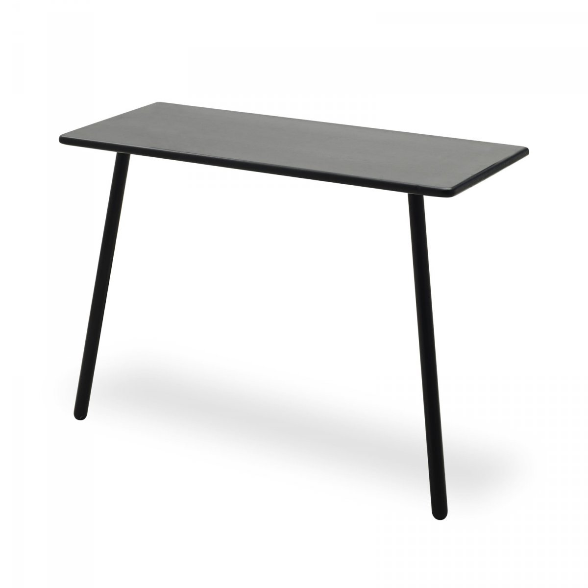 Georg Console Table, black.