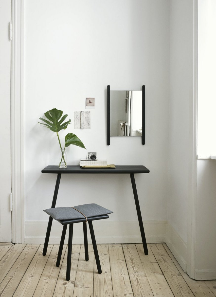 Georg Table Mirror, Console Table and Stool.