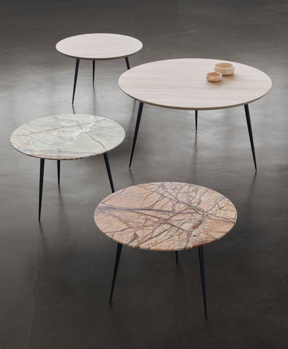 Disc Table family.