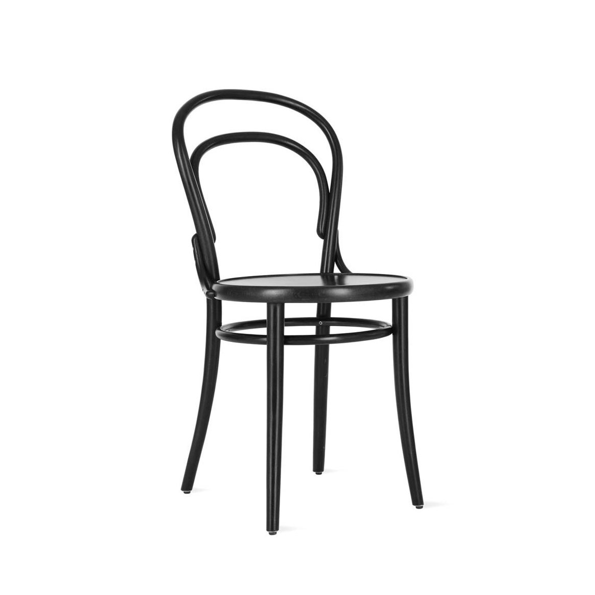 Era (214) chair, black.
