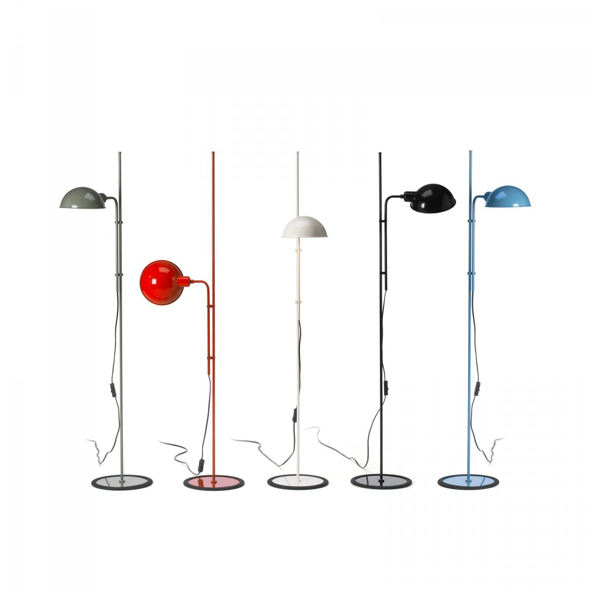 Funiculí Floor lamps.