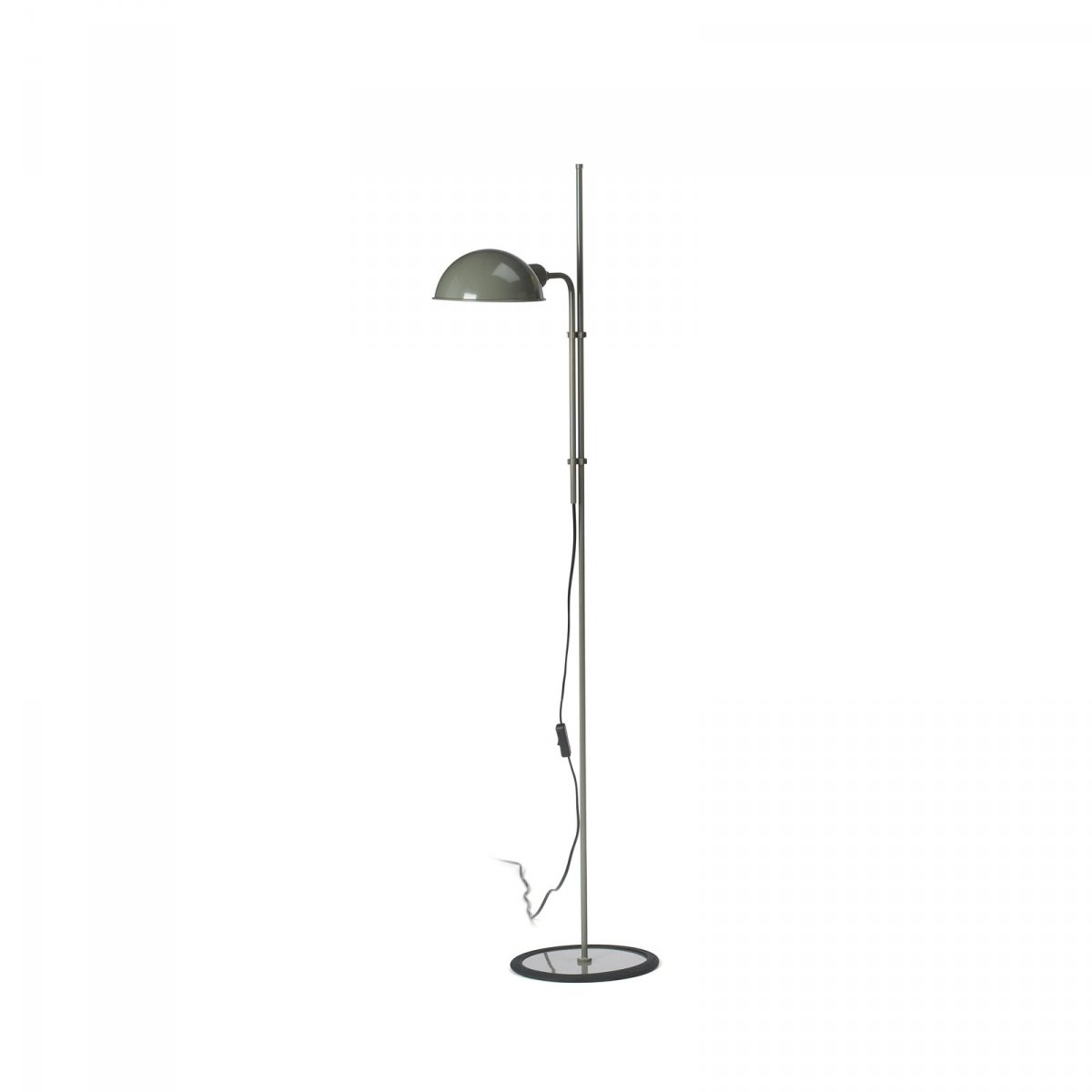 Funiculí Floor Lamp, black.