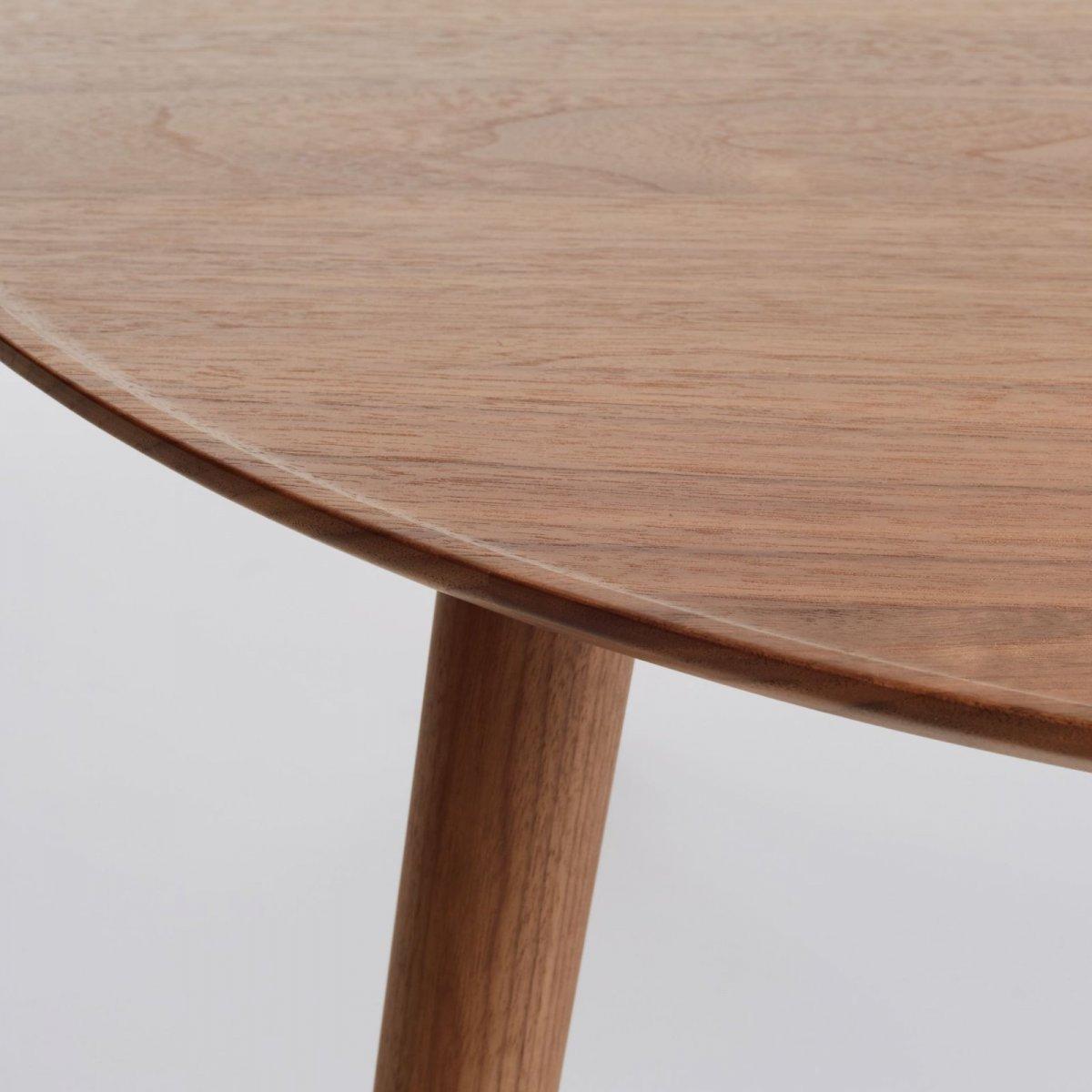 Edge Coffee Table, detail.