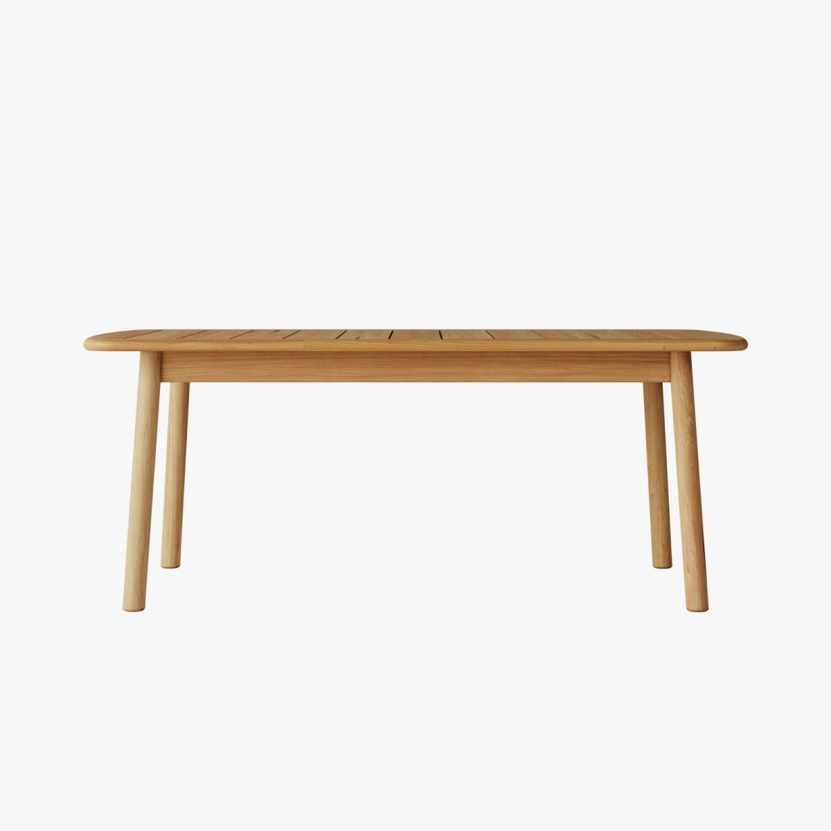 Tanso Rectangular Table, small.