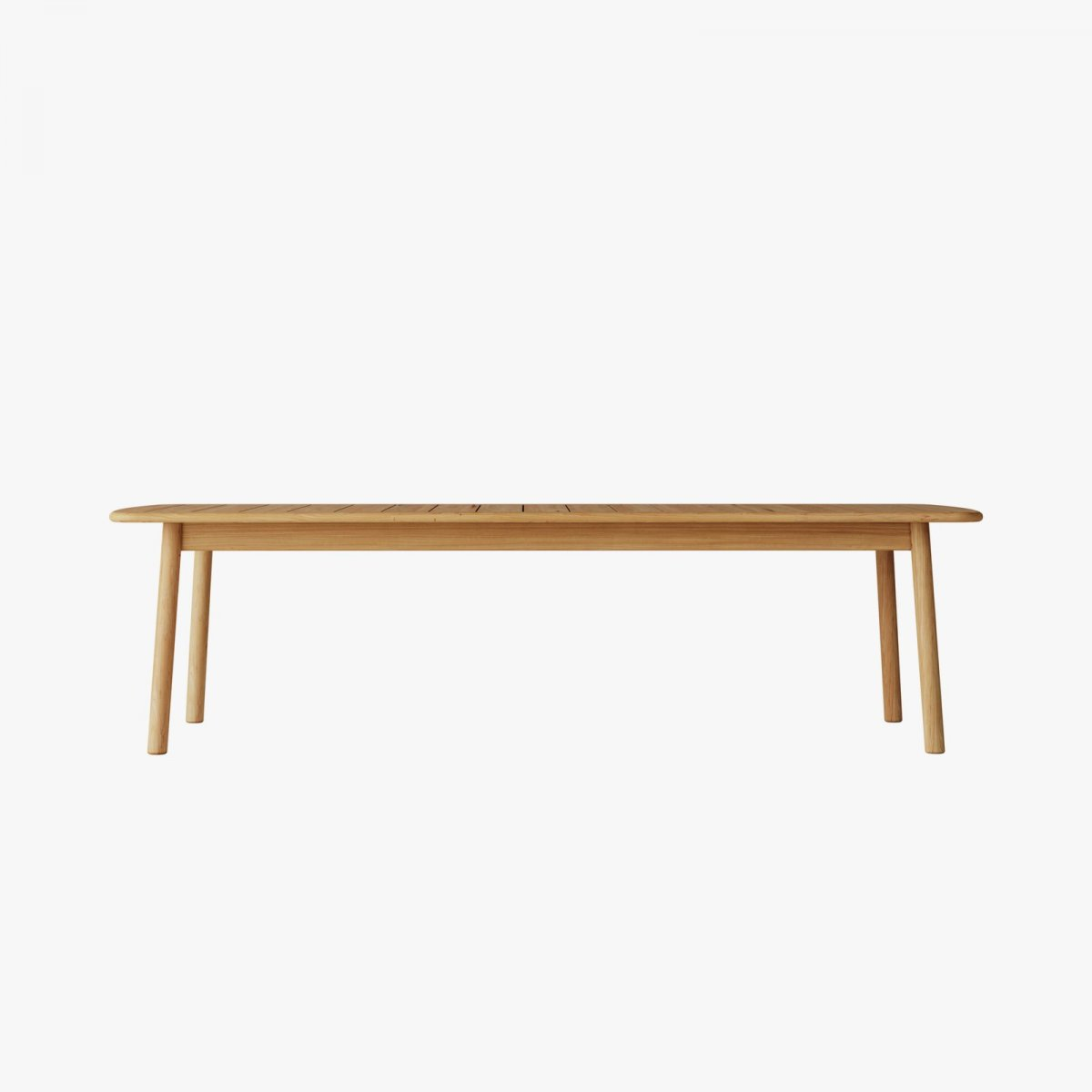 Tanso Rectangular Table, large.