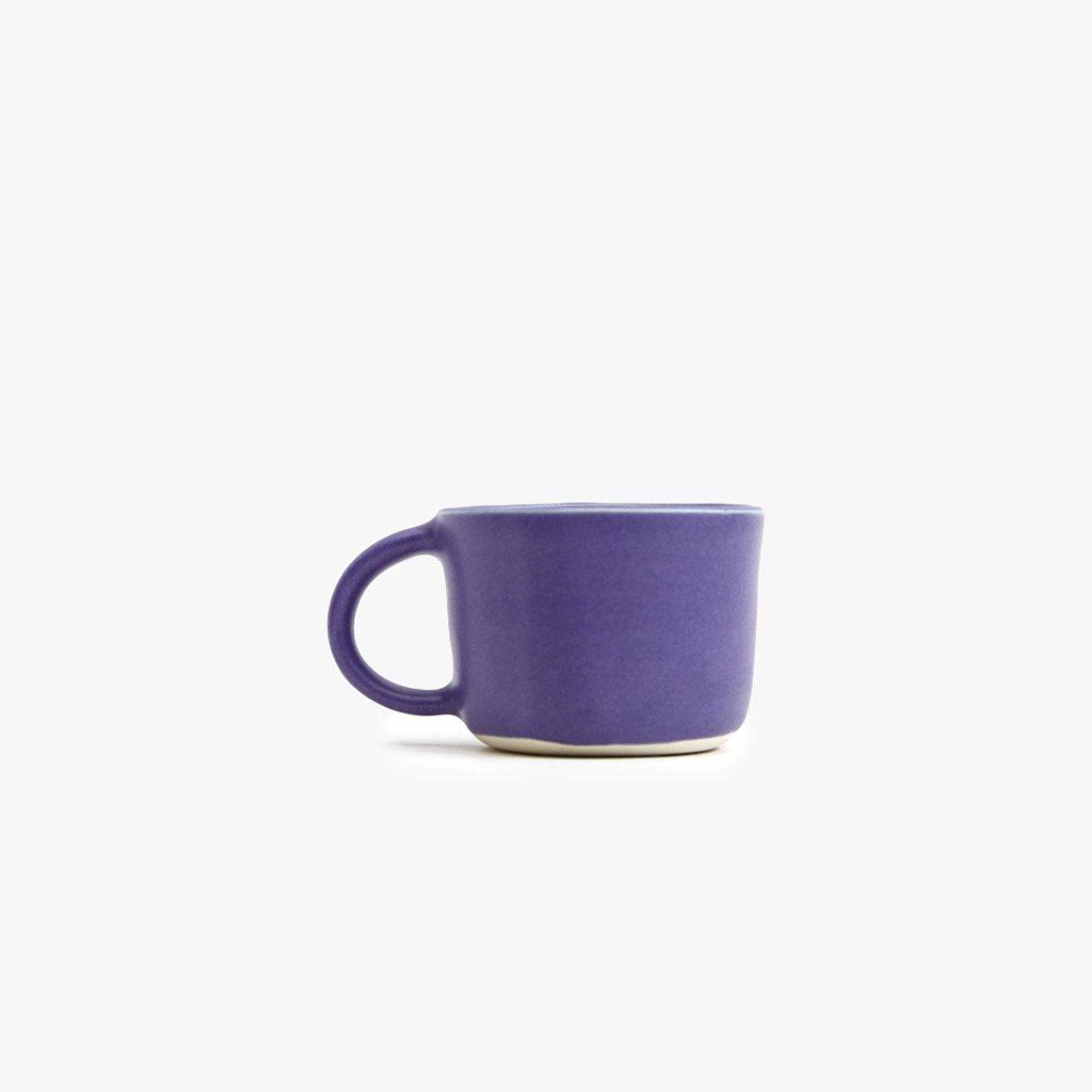 Traditional Mug, purple.