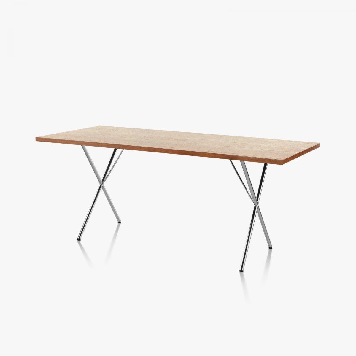 Nelson X-Leg Table.