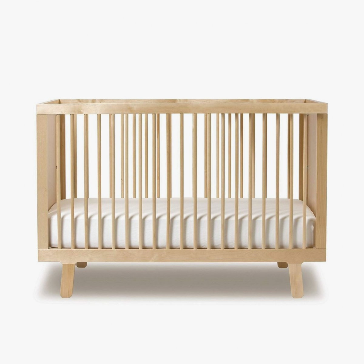 Sparrow Crib, birch.