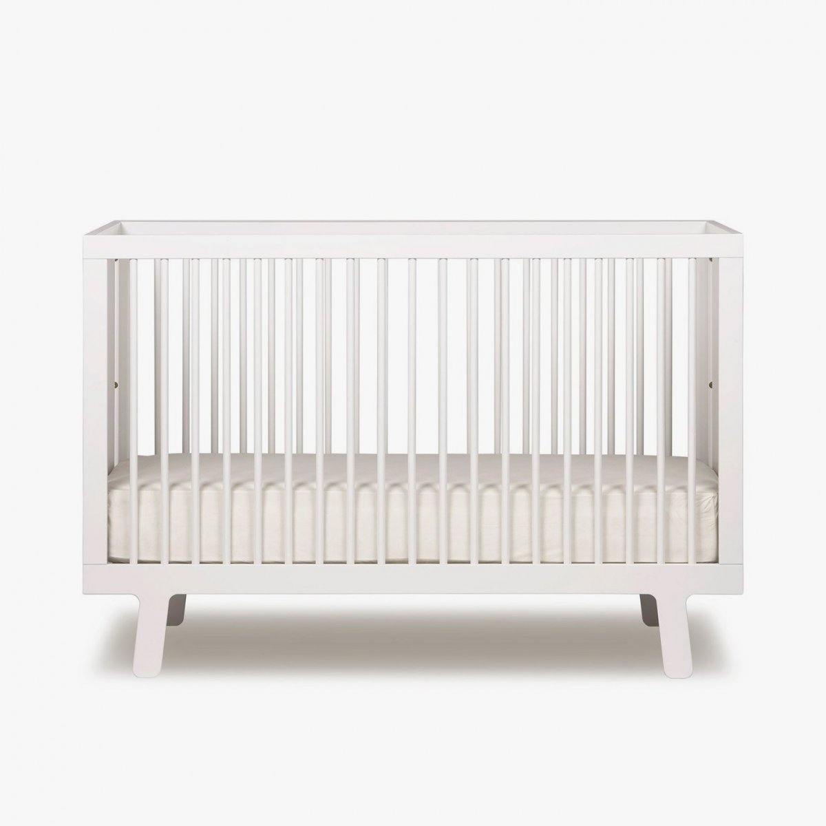 Sparrow Crib, white.
