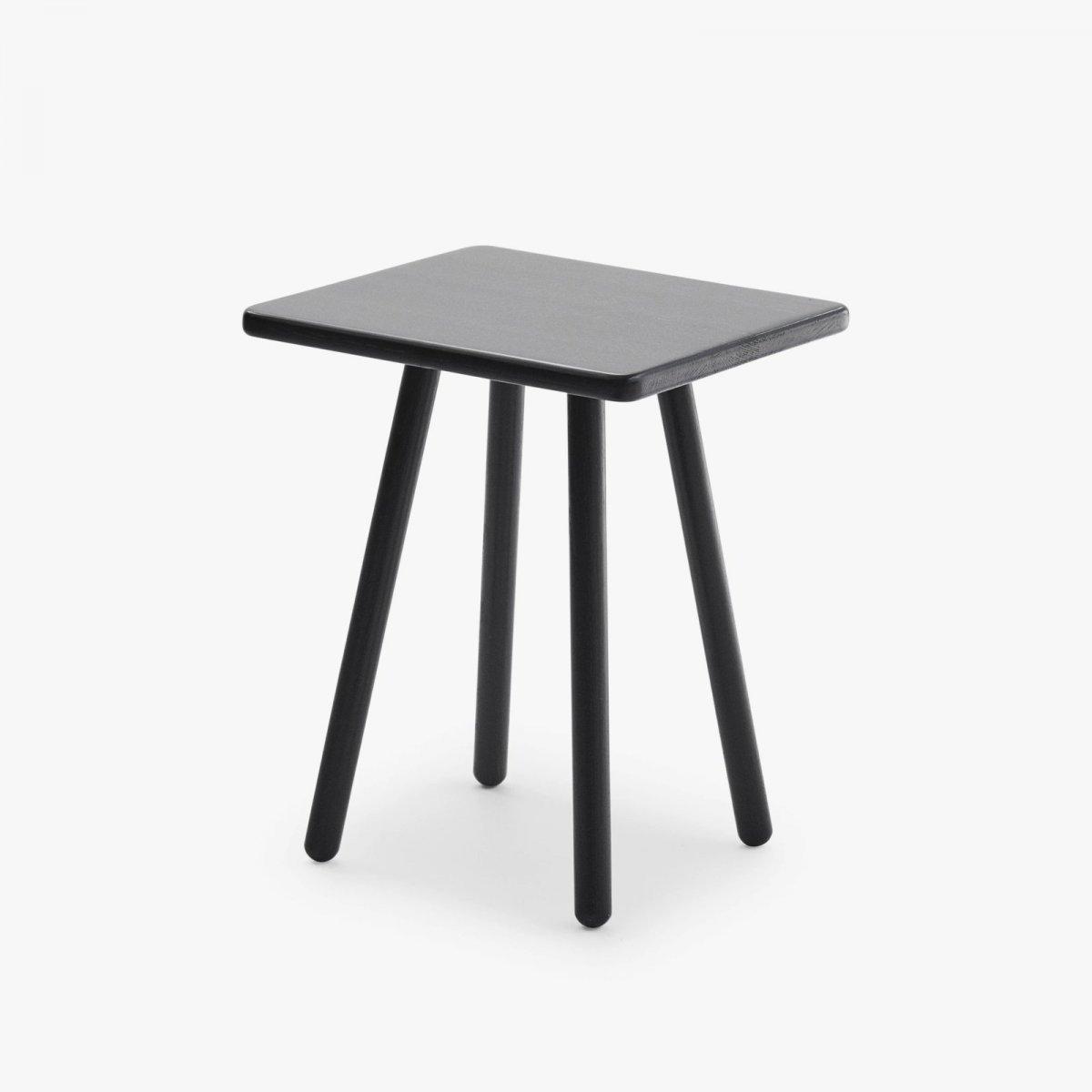 Georg Side Table, black.
