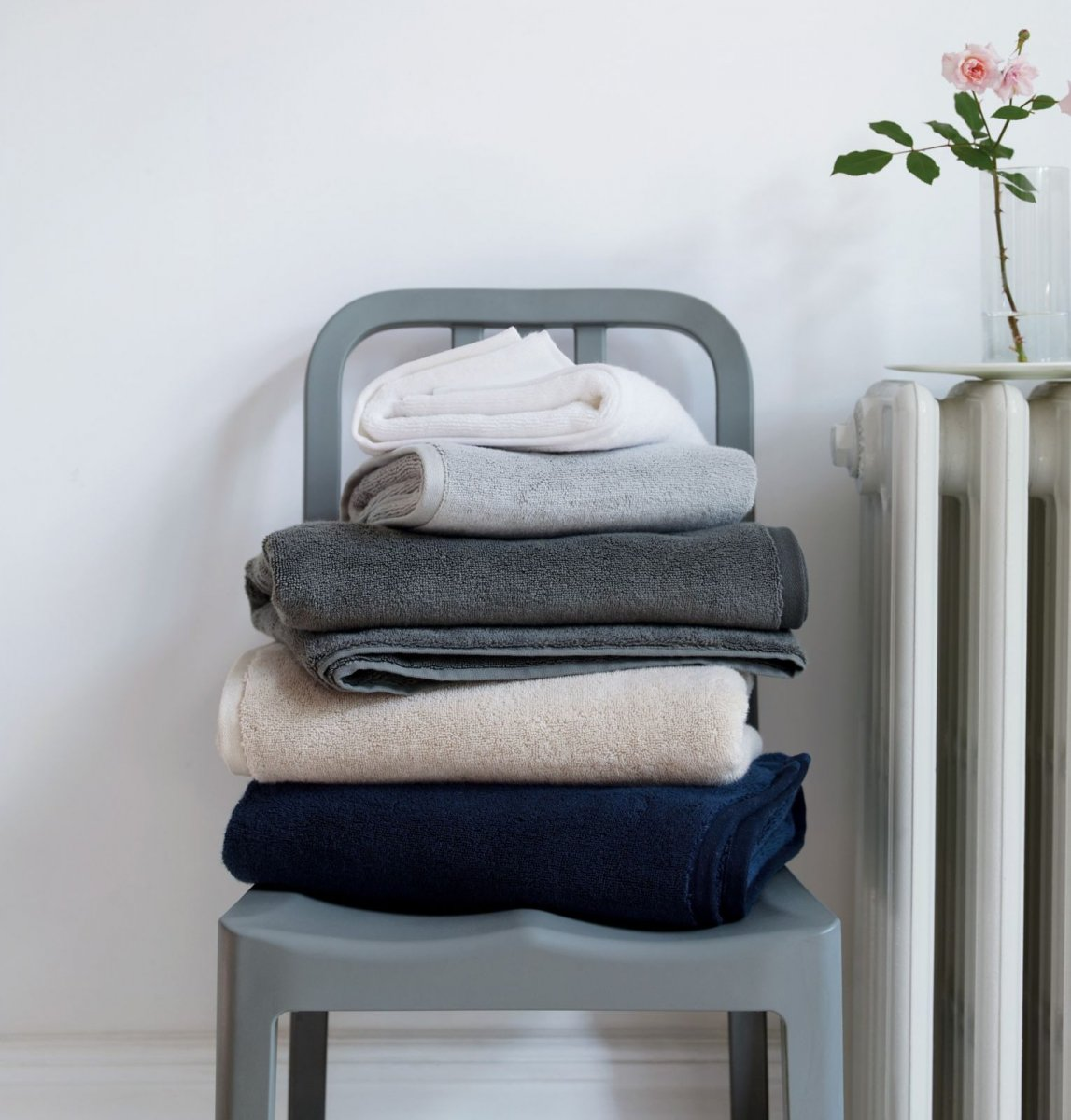 DWR Aerocotton Towels.