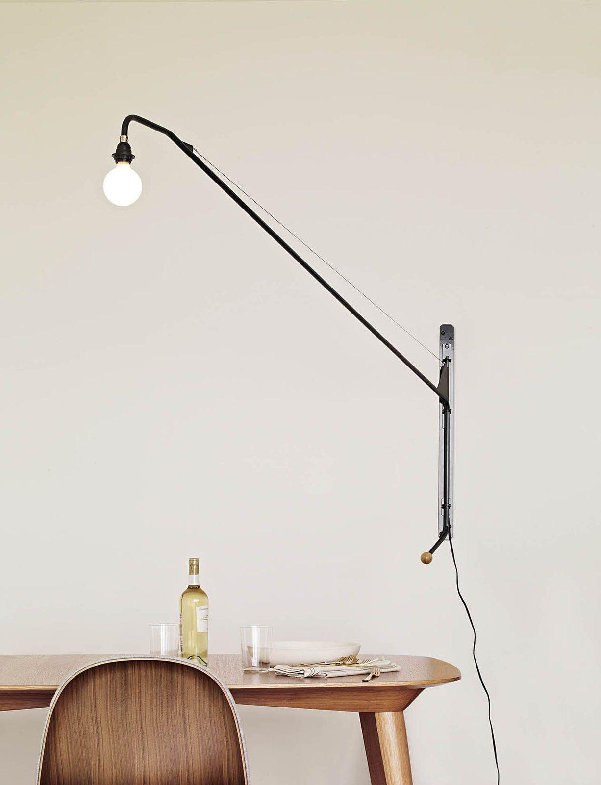 Vitra Potence Pivoting Wall Lamp