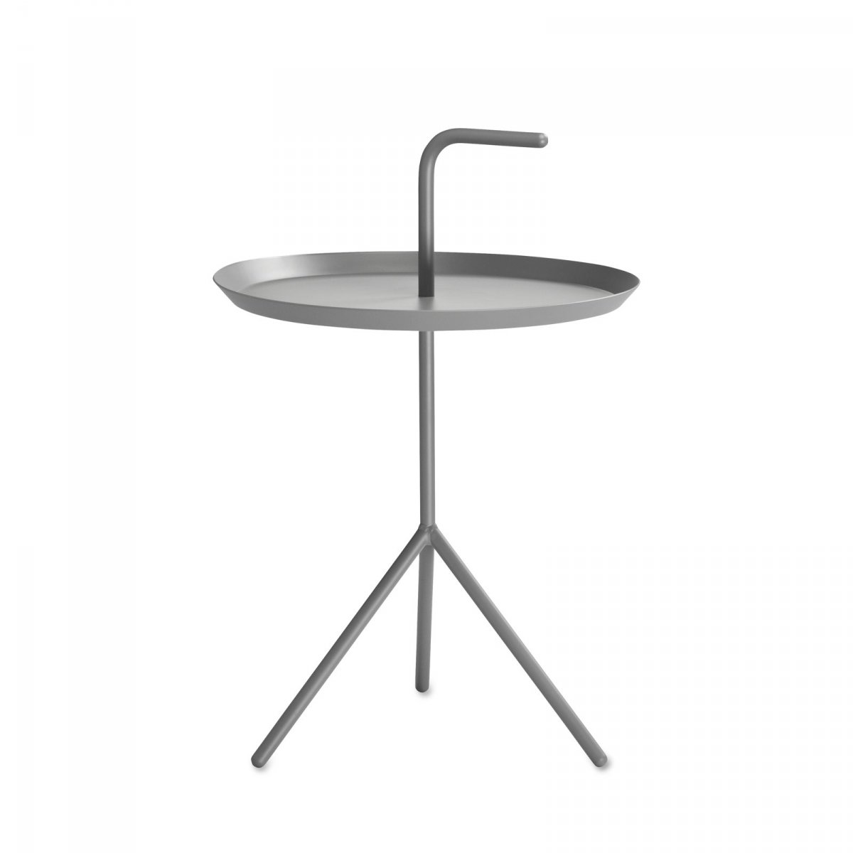 DLM side table, gray.
