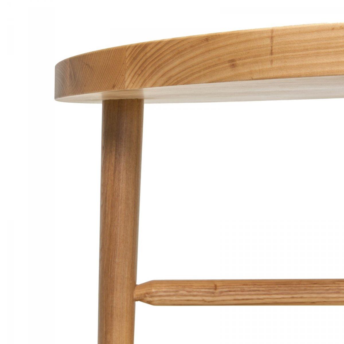 "LAXseries Milking Table 36"", detail."