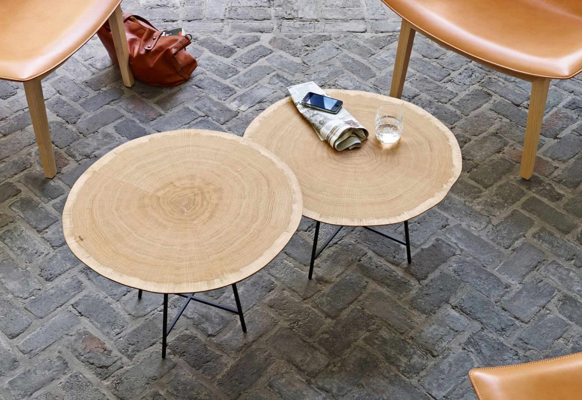 Alburni occasional tables.