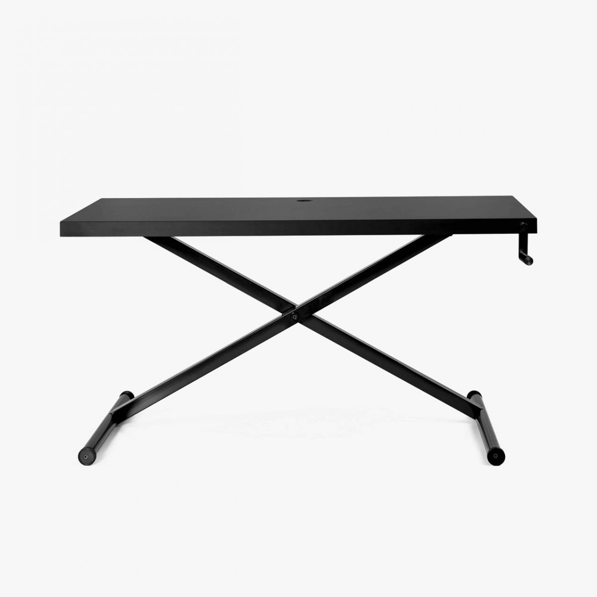 X-Table, black.