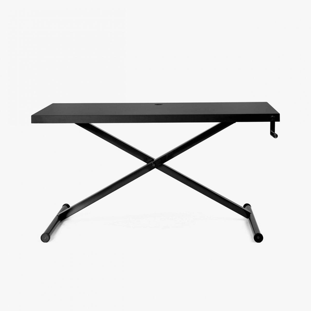 X-Table, black.