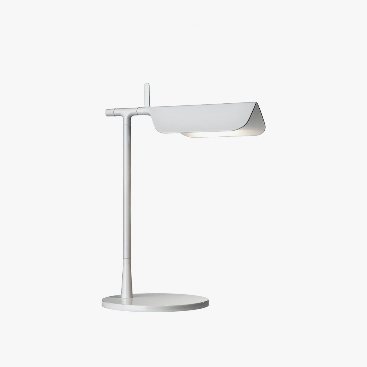 Tab Table lamp, white.