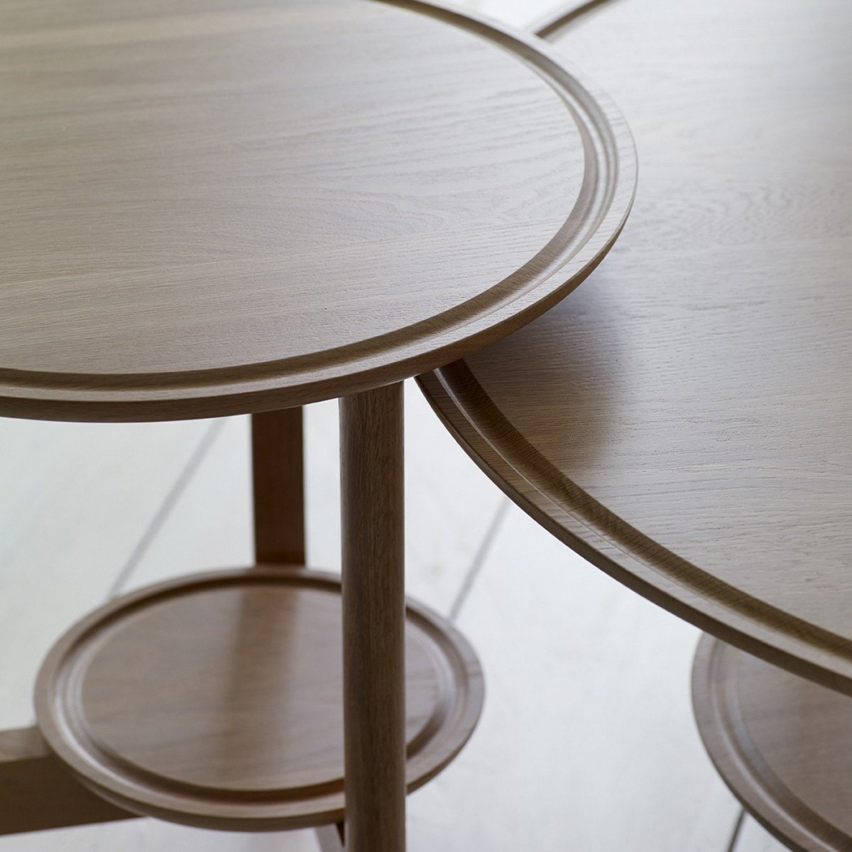 Svelto tables, detail.