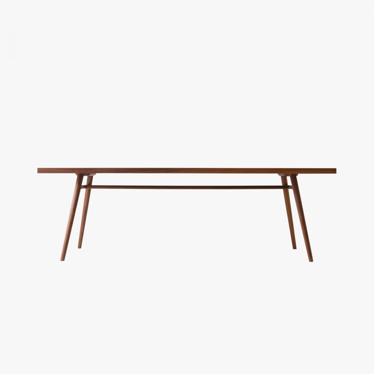 Bough Table One, walnut.