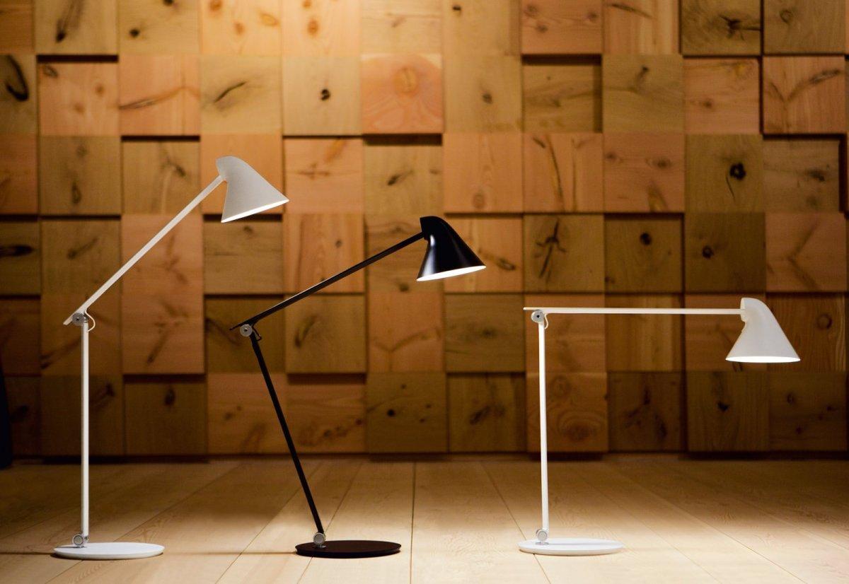 NJP Table desk lamps.