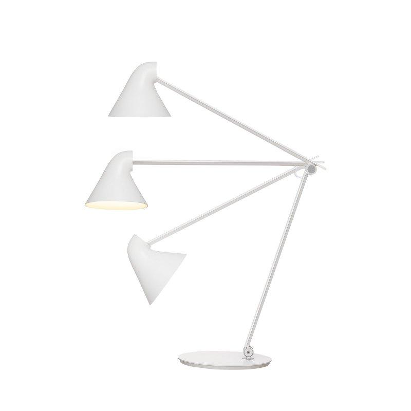 NJP Table desk lamp, white.
