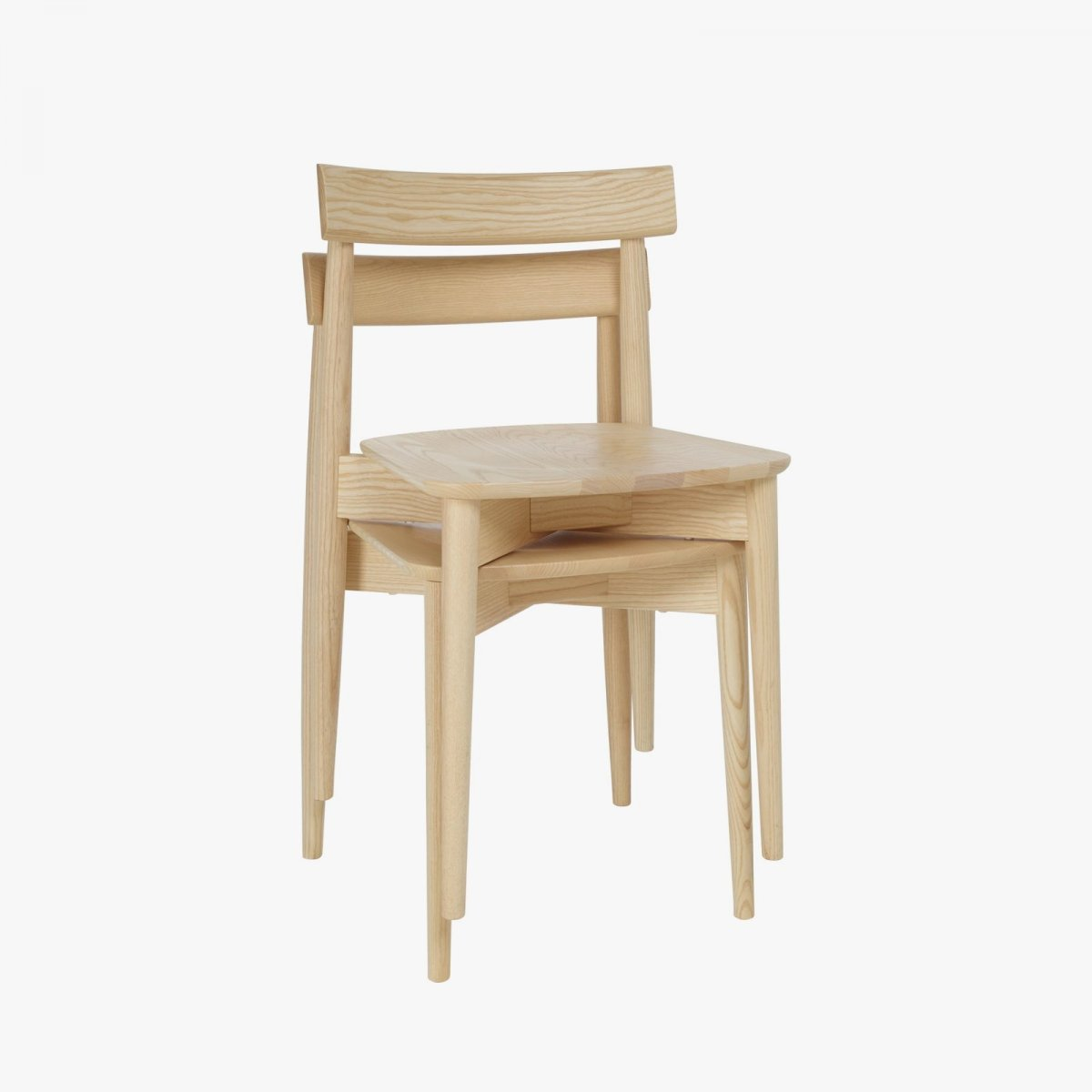 Lara Chair, stacked.