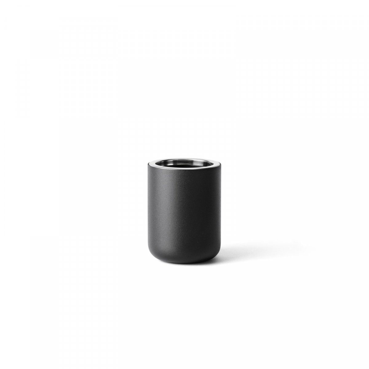 Toothbrush Holder, black.
