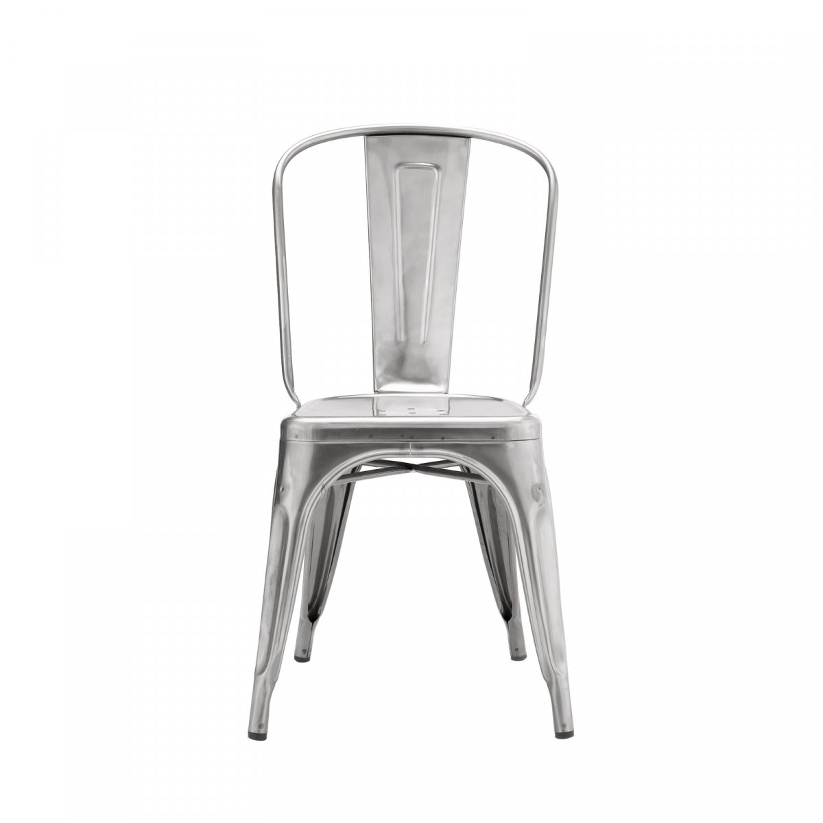 A Chair, front view.
