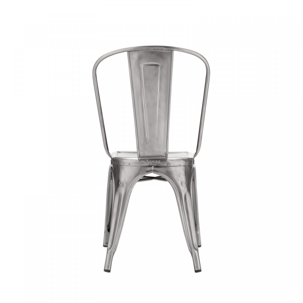 A Chair, back view.