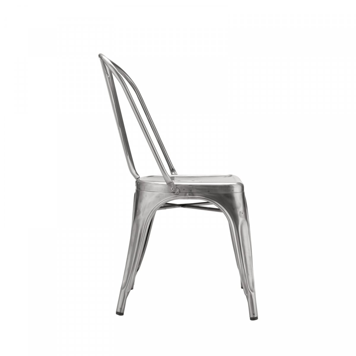 A Chair, side view.
