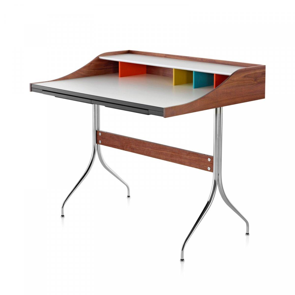 Nelson Swag Leg Desk By George Nelson For Herman Miller