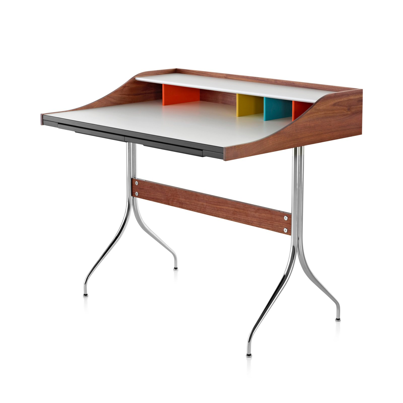 Nelson Swag Leg Desk By George Nelson For Herman Miller