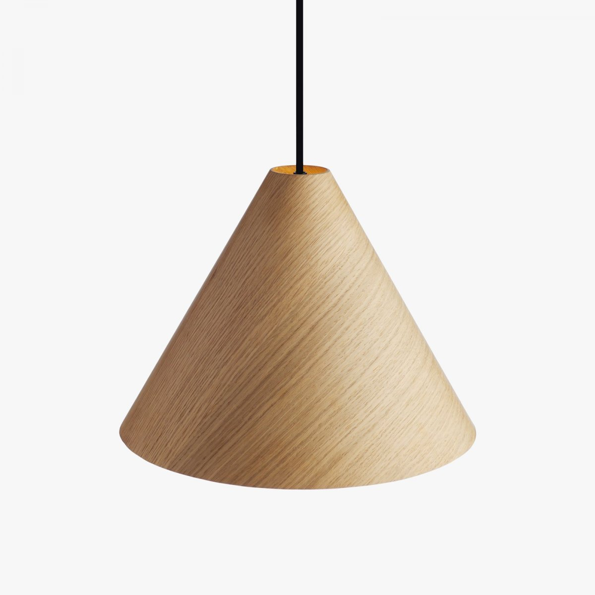 30 Degrees pendant lamp with Cord Set.