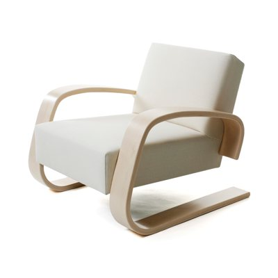 "Armchair 400 ""Tank Chair"""