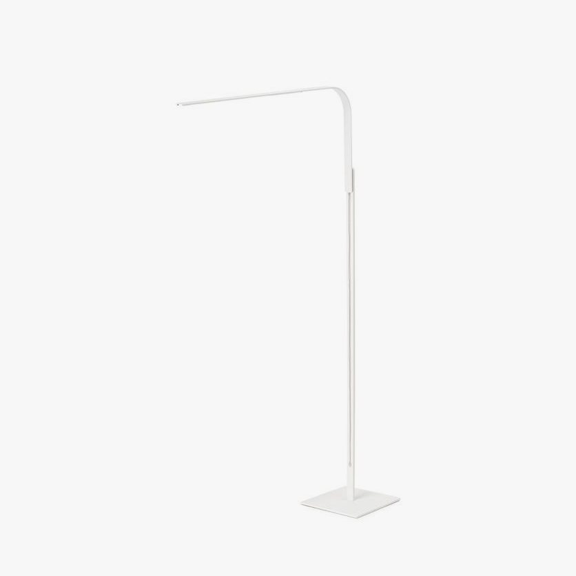 Lim Floor lamp, white.