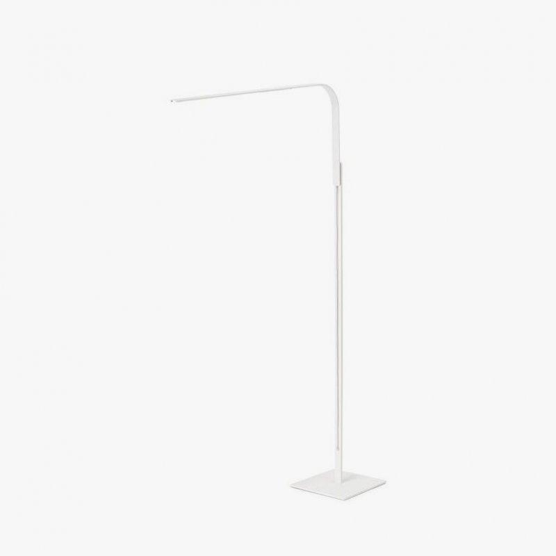 Lim Floor lamp, white.