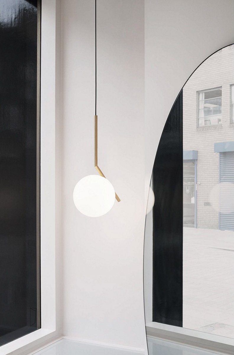 IC S pendant lamp.